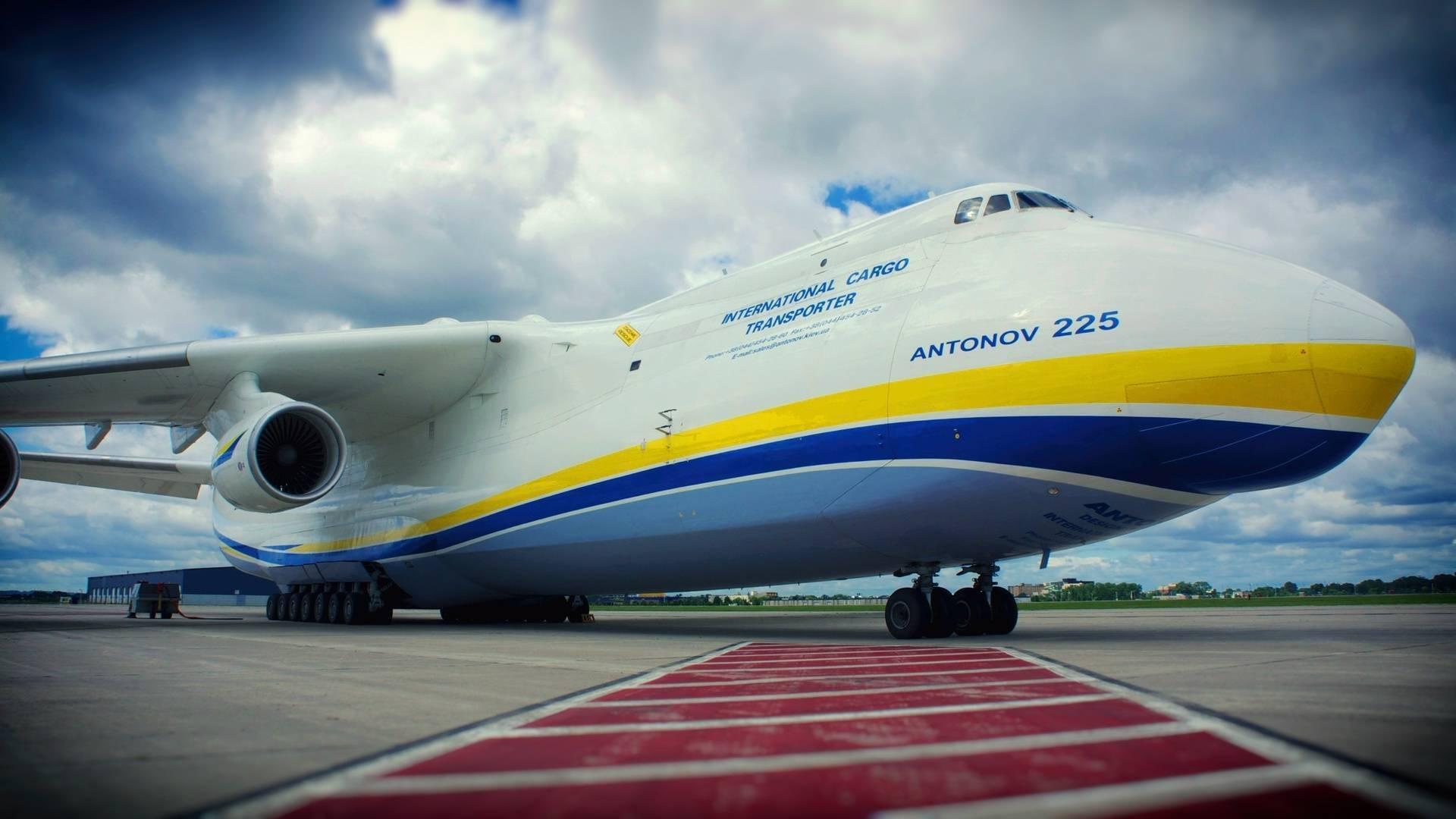 Ан-225 – огромная «Мечта»