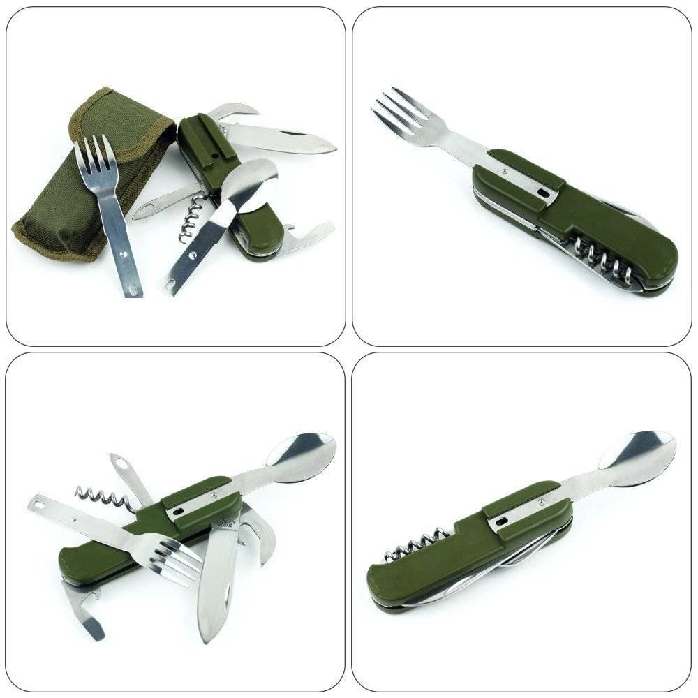 Какой туристический нож лучше купить для похода