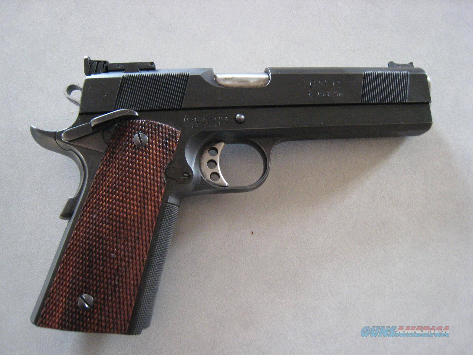 Пистолет baer ultimate master