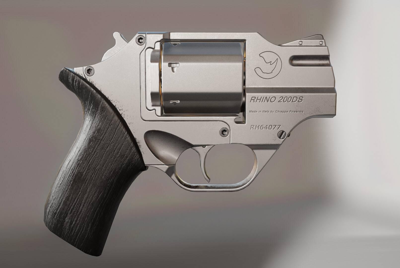 Chiappa firearms // revolver