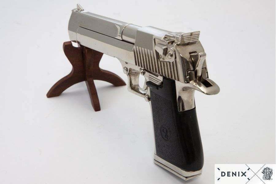 Пневматический пистолет desert eagle magnum research от umarex: пустынный орел в 4.5 мм