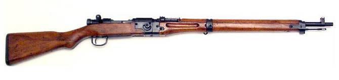 Винтовка арисака тип 99