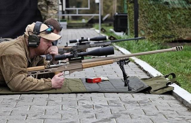 Rpa rangemaster .50 снайперская винтовка — характеристики, фото, ттх