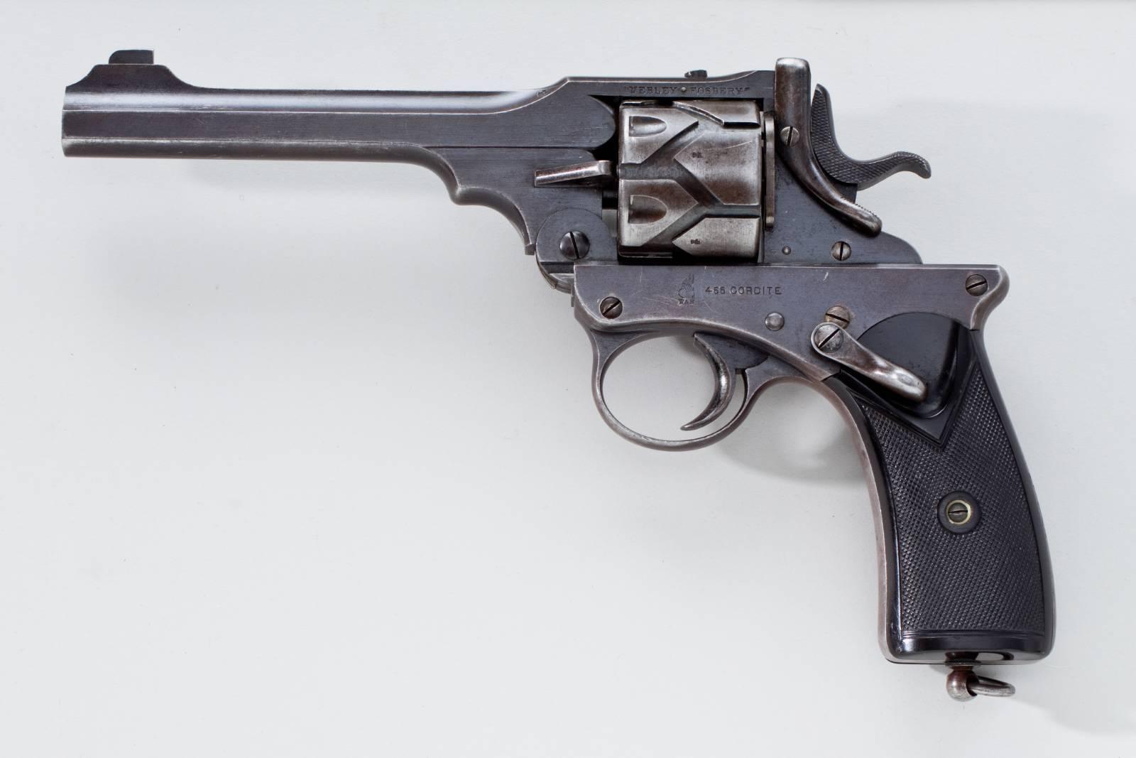 Автоматический револьвер ландстада