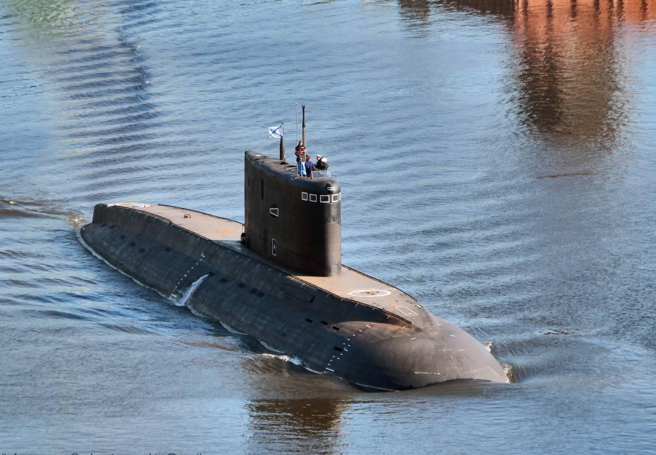 Список подводных лодок проектов 877 и 636