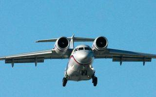 Самолет ан-74: технические характеристики