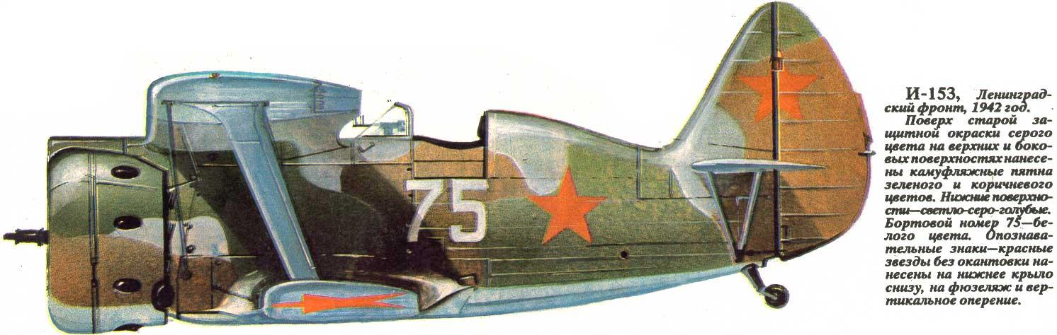 И-153 чайка