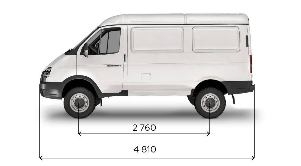 Соболь 221717 технические характеристики