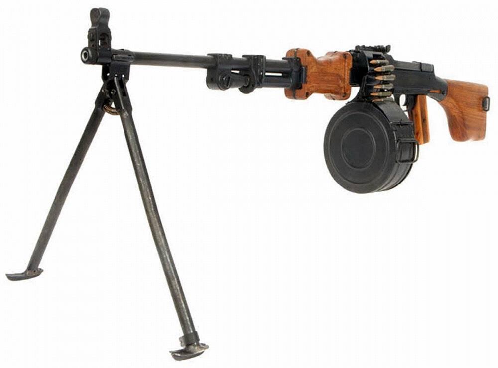 Ручной пулемет дегтярева: пехотный рпд, танковый дт | криминальные авторитеты воры в законе |