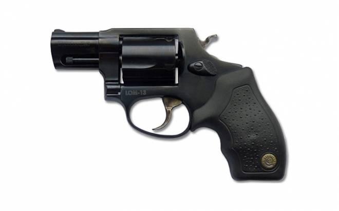 Травматический револьвер taurus lom-13