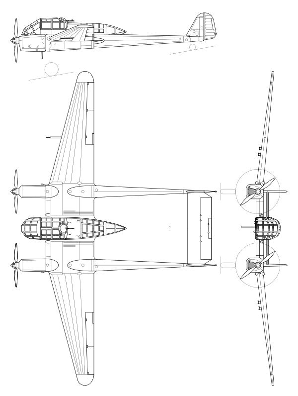 Focke-wulf fw 189 википедия