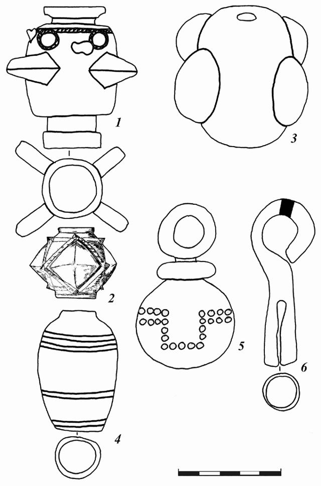 Средневековая головоломка - шестопер