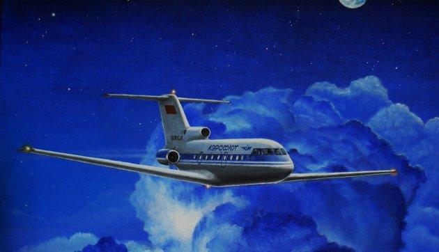 Самолет як-42: фото, характеристики