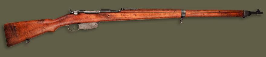 Steyr mannlicher m1895