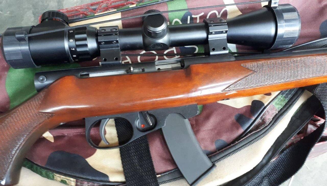 Малокалиберная винтовка тоз-78