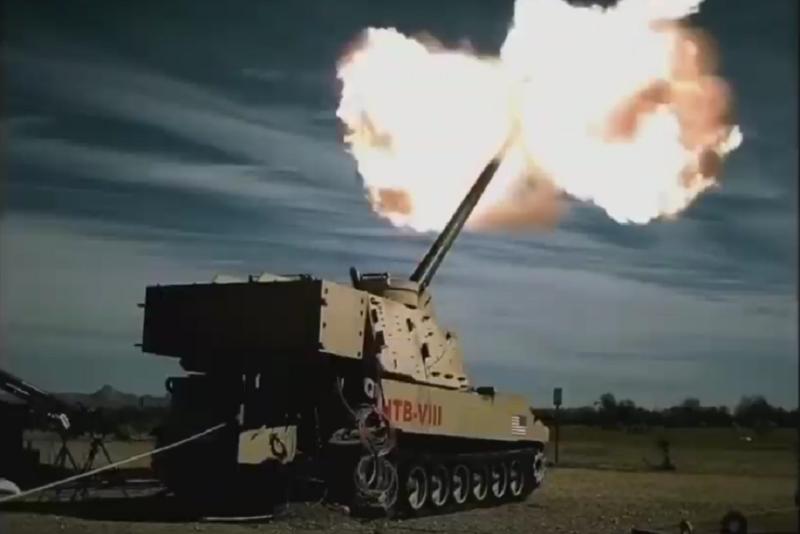 «стратегическая» артиллерия сша – планы и последствия