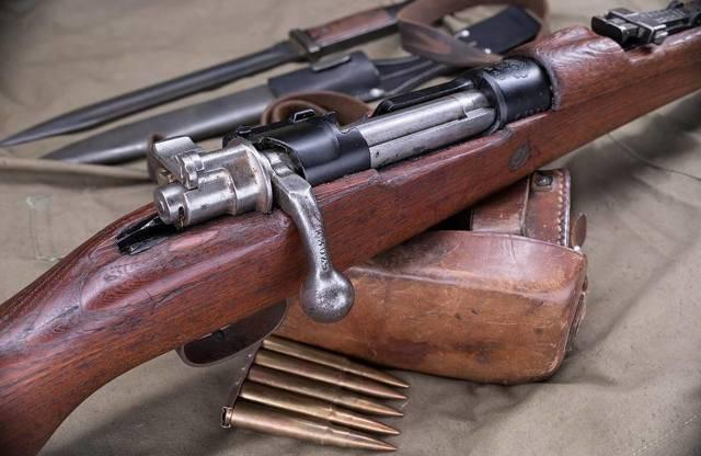 Винтовка Model 1909 Argentine Mauser