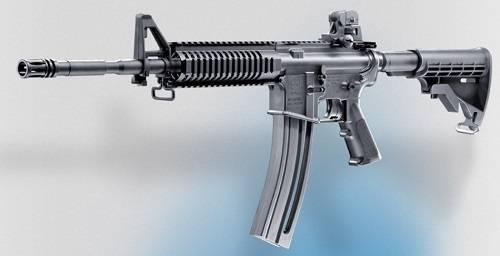 Самозарядный карабин Colt M4 Carbine LESOCOM