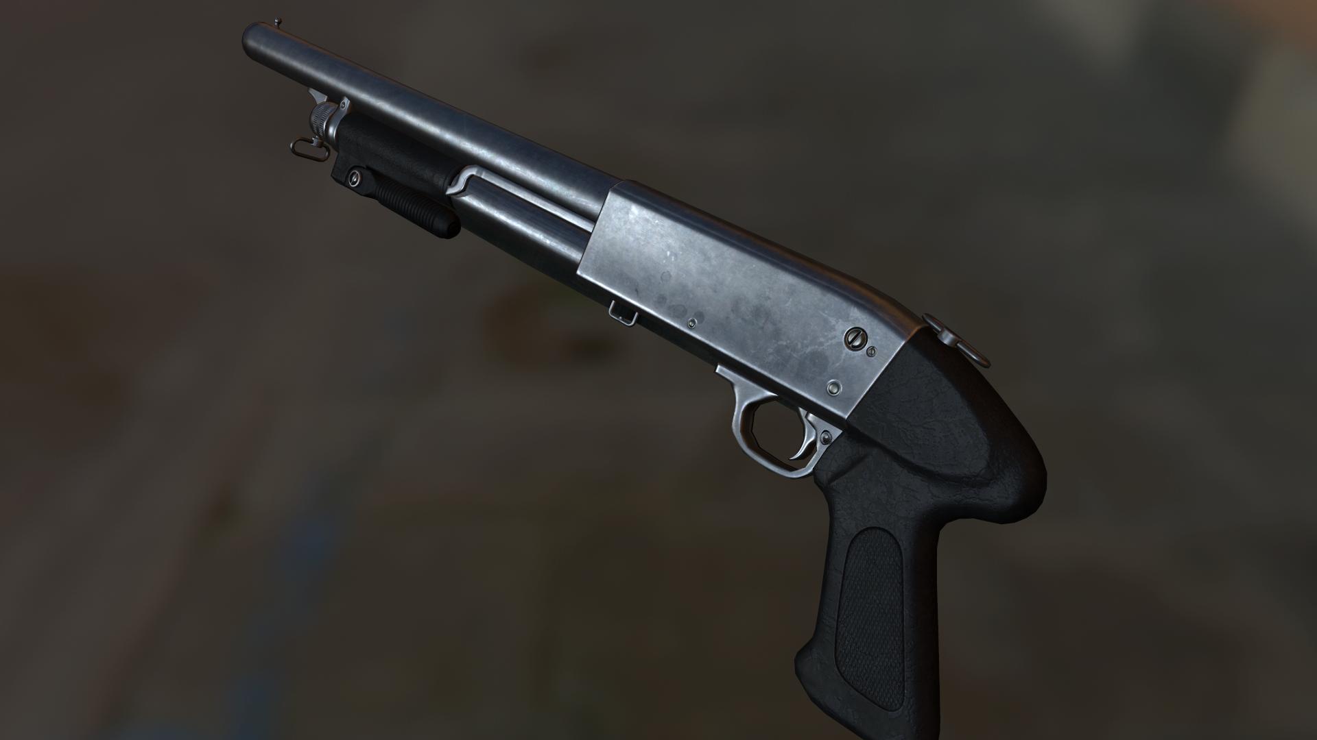 Гладкоствольное ружье Ithaca M37 Stakeout