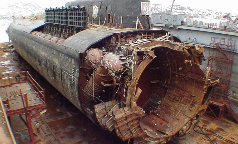 Судьба атомной подлодки К-278 «Комсомолец» – крейсера который опередил время
