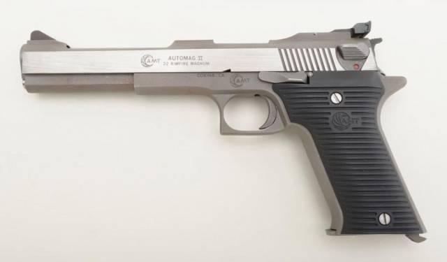 Пистолет amt automag