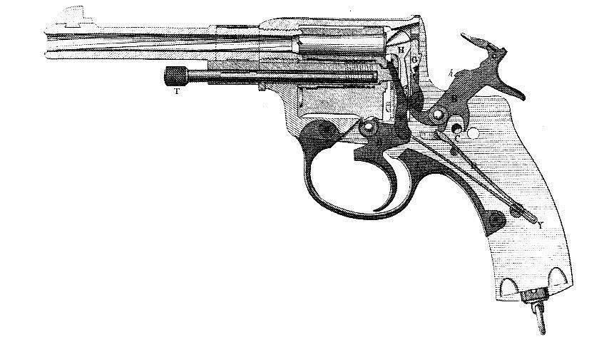 Револьвер и пистолет в одном флаконе