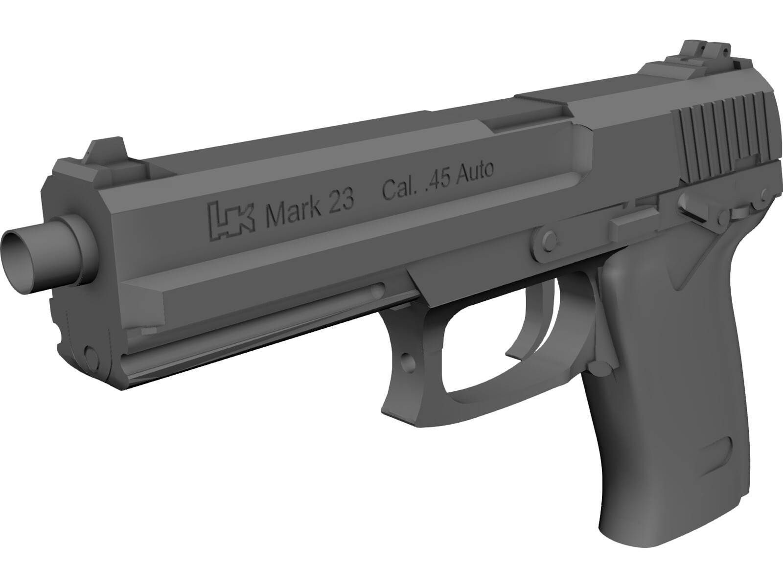 Heckler und koch hk 45 / hk 45c пистолет — характеристики, фото, ттх