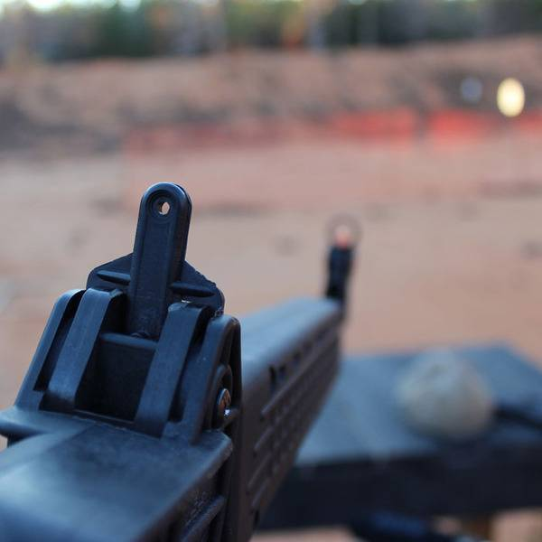 Снайперская винтовка kel-tec rdb / rdb-c