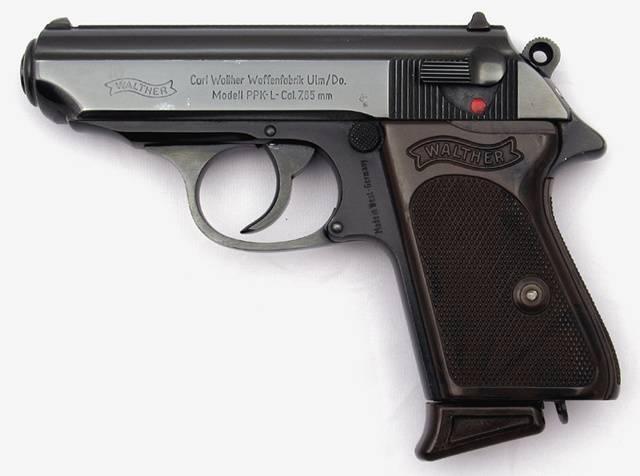 """Травматический пистолет walther p22t, или просто - """"резиновый вальтер"""". обзор травматического пистолета вальтер р22т"""