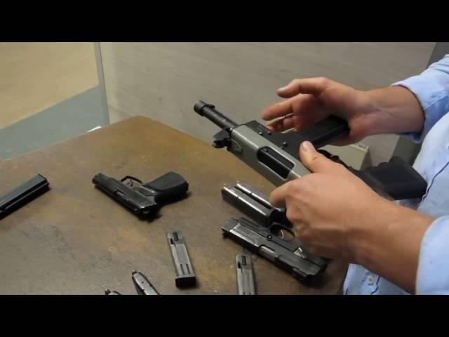 Видео: автомат 9а91