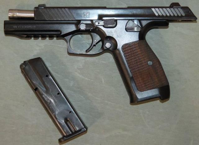 Mab model d pistol