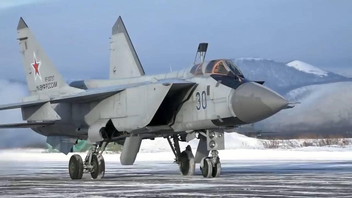 Загадка участившихся сверхдальних полётов миг-31