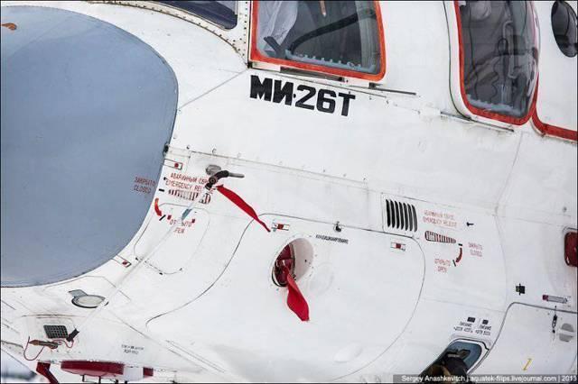 """""""корова"""" на автопилоте. что известно о новом тяжелом вертолете ми-26т2в [фото] / news2.ru"""