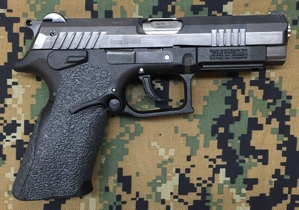 Grand power k 22 x-trim пистолет — характеристики, фото, ттх