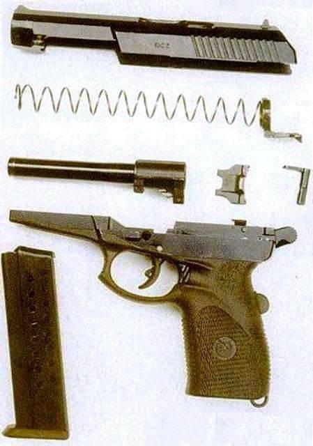 Гюрза (пистолет) википедия