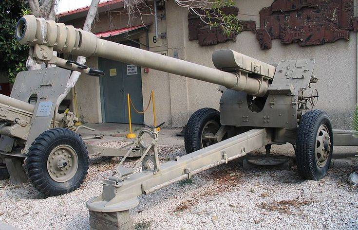 122-мм гаубица 2a18 (д-30) - 122 mm howitzer 2a18 (d-30) - qwe.wiki