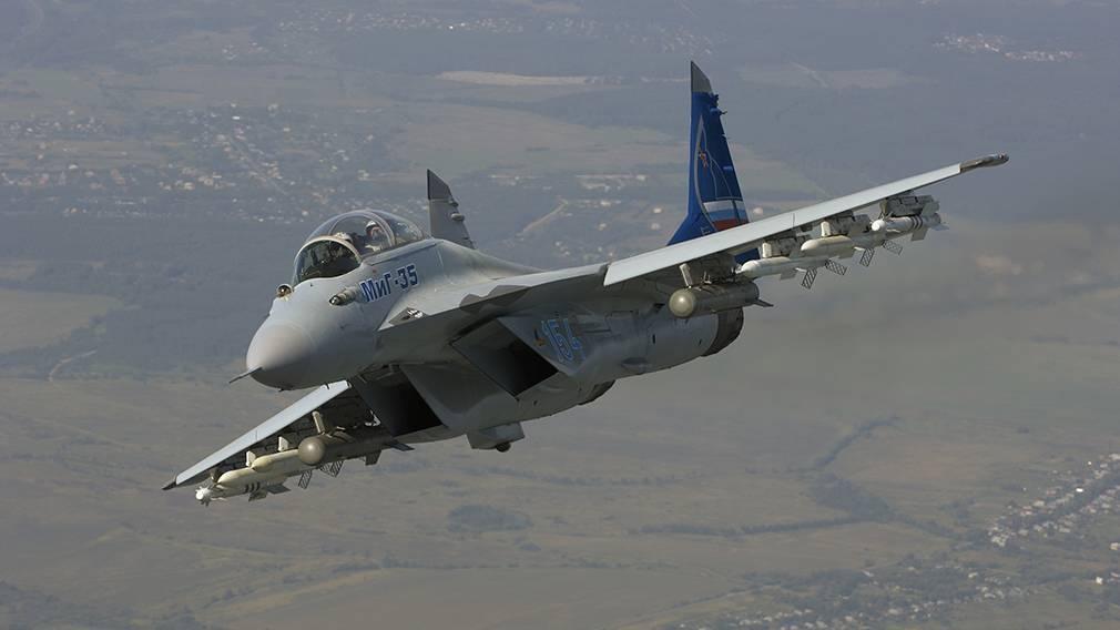 Каким потенциалом обладает миг-35 – новейший российский истребитель (видео) – новости руан