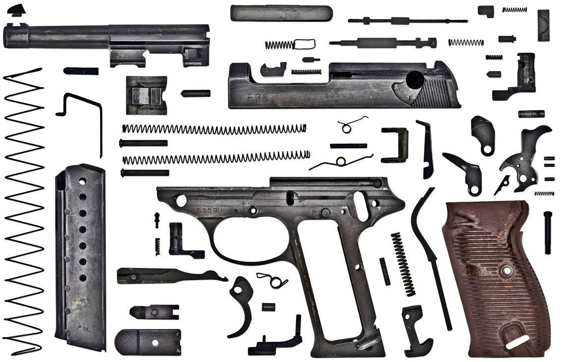 Walther pp — википедия. что такое walther pp