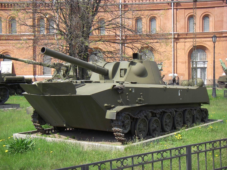 Самоходное артиллерийское орудие «Нона»: история создания и описание