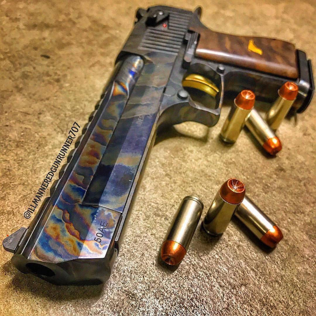 Пистолет desert eagle — «пустынный орел»: красиво, круто и неэффективно