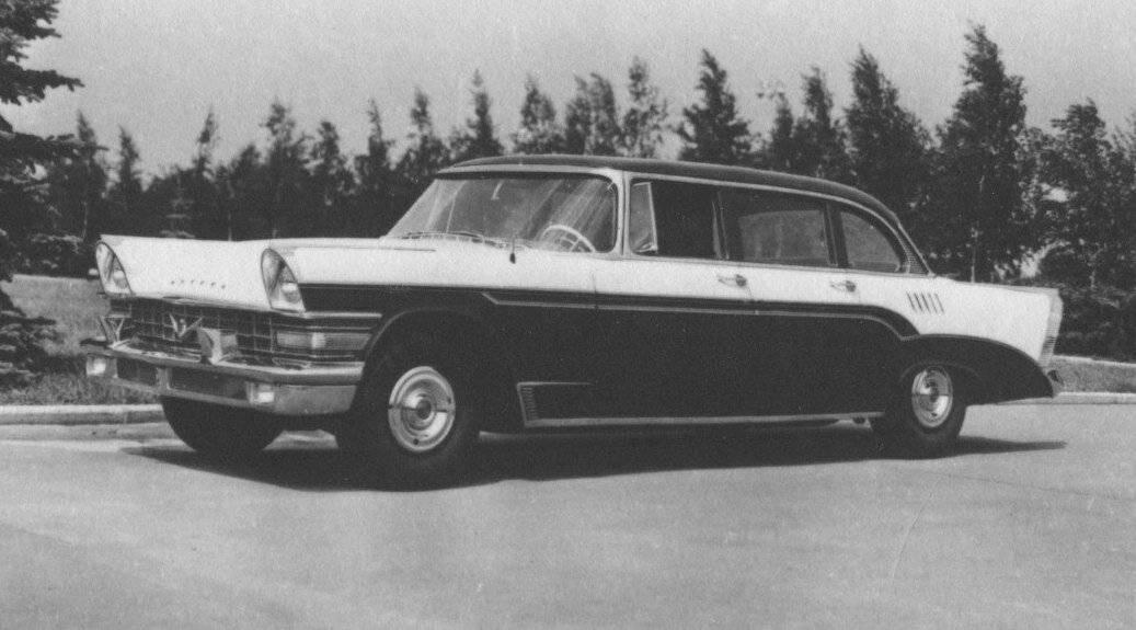 Зил 111 технические характеристики. выставка правительственных автомобилей: от никиты хрущева до константина черненко