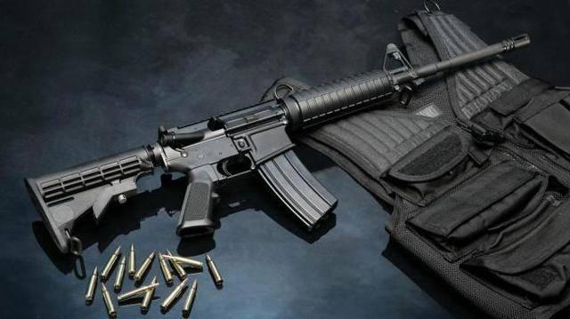 Самозарядный карабин Century International Arms VZ2008
