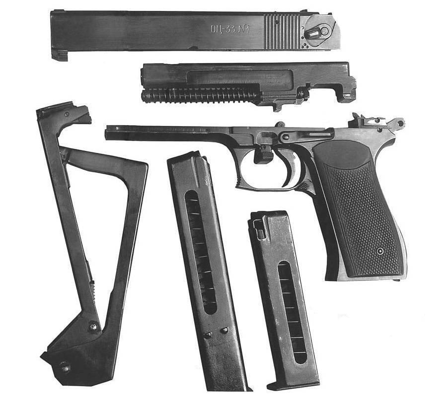 Пистолет мр-444 багира ттх. фото. видео. размеры. скорострельность. скорость пули. прицельная дальность. вес