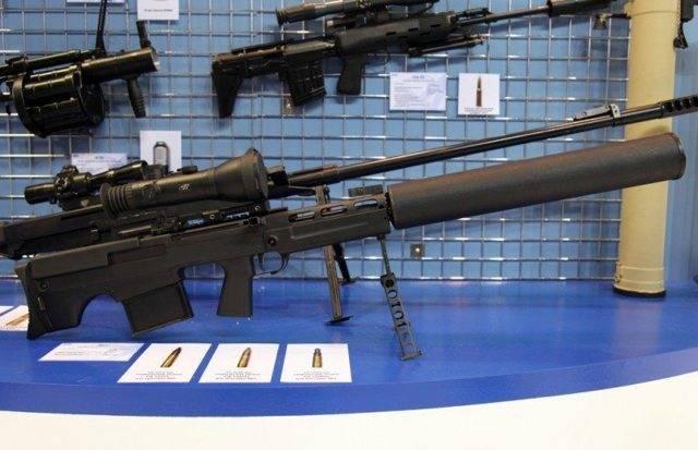 Выхлоп (снайперская винтовка) - вики