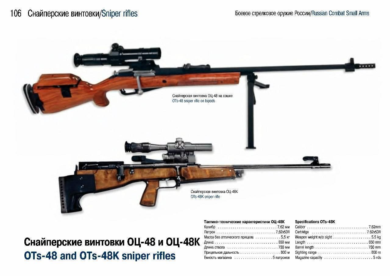 снайперская винтовка fn fnar