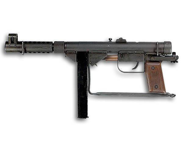 Мадсен - madsen machine gun