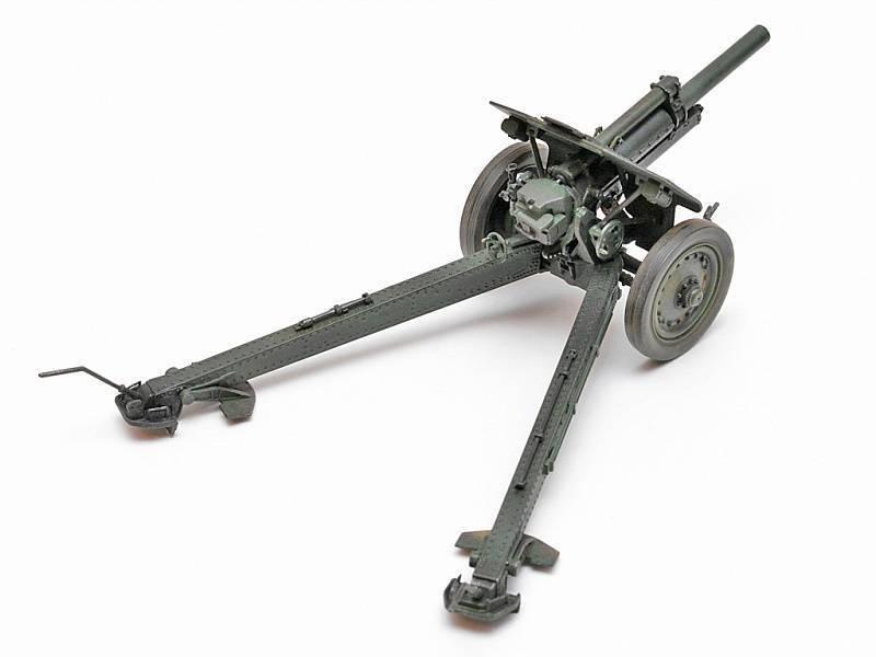 122-мм гаубица образца 1909/37 годов — википедия переиздание // wiki 2