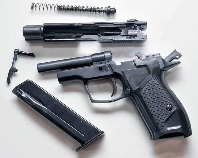 Пистолет «Форт» – на смену «Макарову»