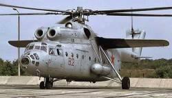 Вертолеты семейства ми-8.  история и характеристики