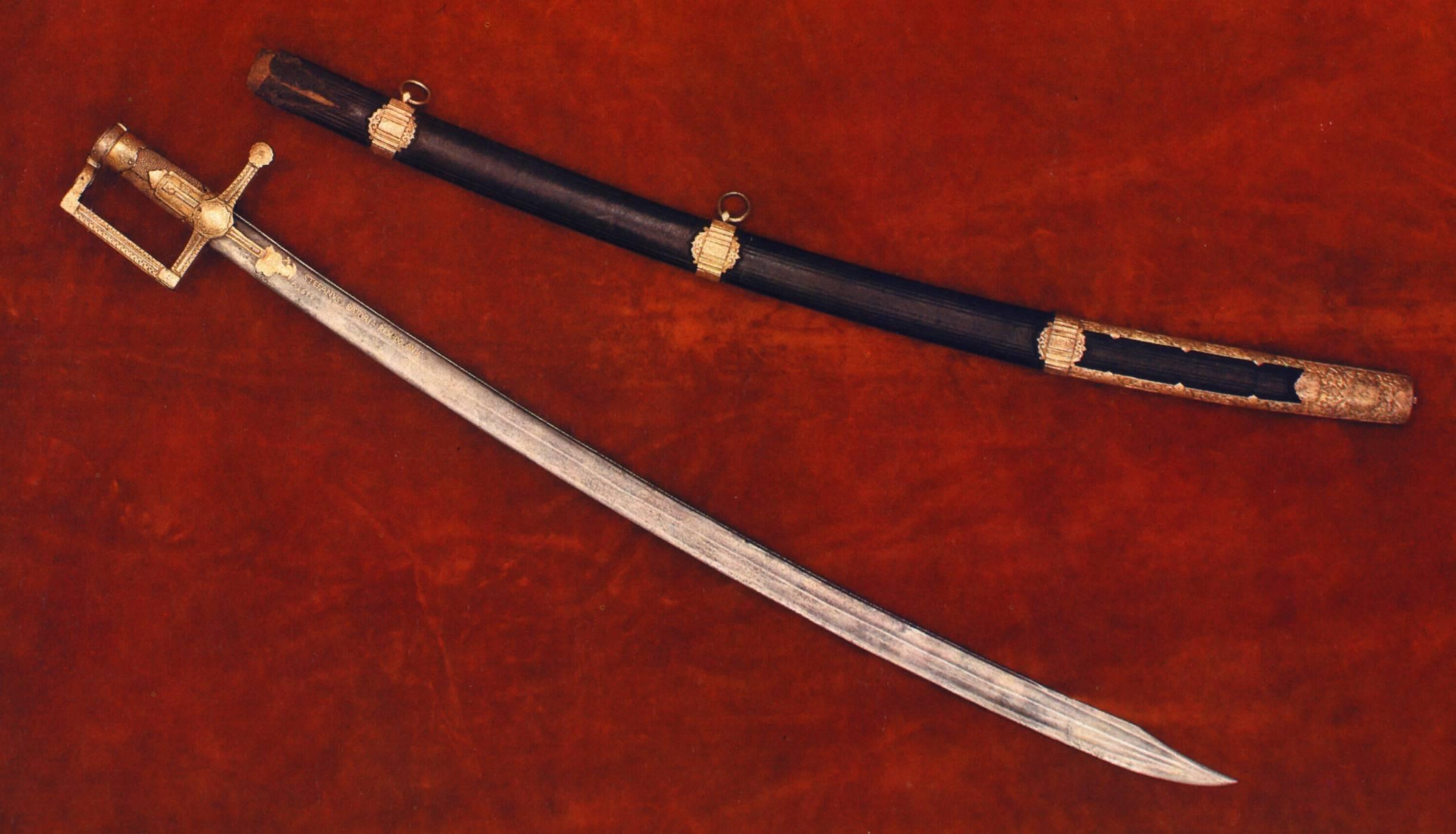 Отличие меча от сабли. сабля: история появления и разнообразие видов